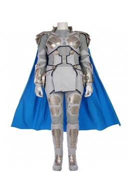 Thor: Ragnarok Costume Valkyrie Ensemble Comple Cosplay