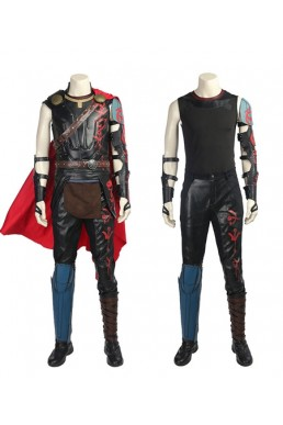 Thor: Ragnarok ThorEnsemble Complet Costume Armure Cosplay