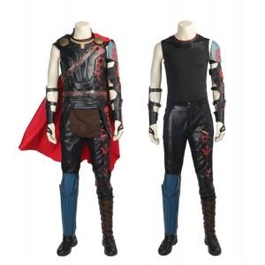 Thor: Ragnarok ThorEnsemble Complet Costume Armure Cosplay