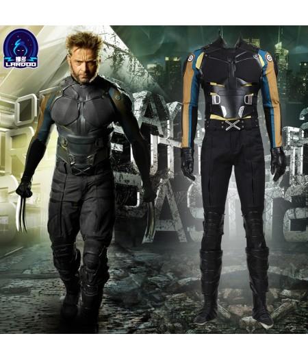X-Men : Ensemble Complet James  Howlett Wolverine Cos