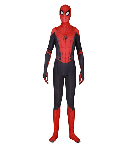 Spider-Man : Far From Home Peter ParkEnsembleComplet Costume Cosplay