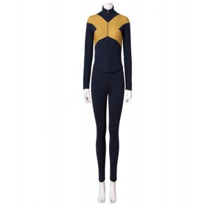 X-Men: Dark Phoenix Cyclops Et Phoenix Ensemble Complet Costume Cosplay