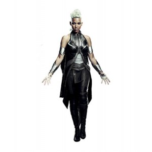 X-Men: Apocalypse Storm Ororo Munroe Ensemble Complet Costume Cosplay Vente Pas Cher