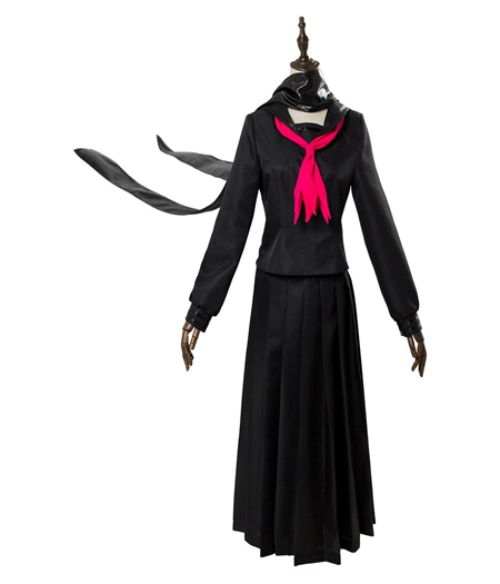 Fate/Grand Order : Ensemble Complet Costume Cosplay Narasaki Ryō