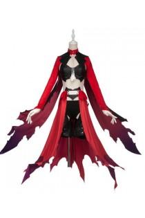 Fate/Grand Order : Costume ensemble complet femmey Illasviel von Einzbern Cosplay