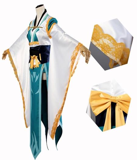 Fate/Grand Order : Kiyohime Robe Costume Cosplay