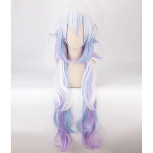 Fate/Grand Order : Multicolore Wig Caster Merlin Cosplay
