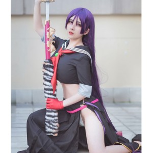 Fate/Grand Order : Sailor Suit Minamoto no Yorimitsu Hauts Robe Uniforme Tenues Jeu Cosplay Costumes