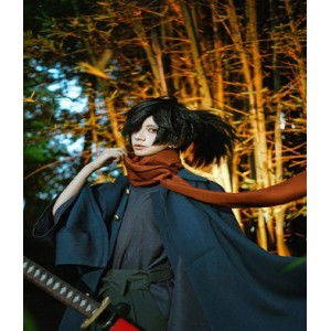 Fate/Grand Order : Okada Izō Costume Cosplay