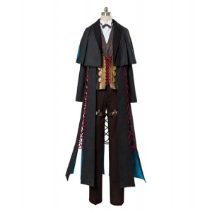 Fate/Grand Order : Ensemble Complet Costume Sherlock Holmes Cosplay