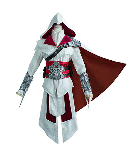 Altair Ibn La Ahad Costume Cosplay Assassin S Creed