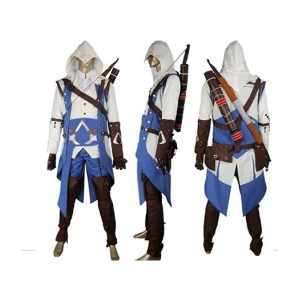 Assassin's Creed 3 : Ensemble Complet Ratohnhake:Ton Costume Cosplay
