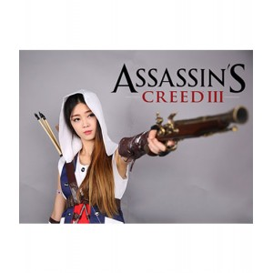 Assassin's Creed 3 : Ratohnhake:Ton Femmes Arme Cosplay