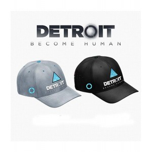 Detroit : Become Human Casquette De Baseball Chapeau Cosplay Achat