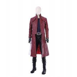 Devil May Cry 5 : Ensemble Complet Dante Costume Cosplay