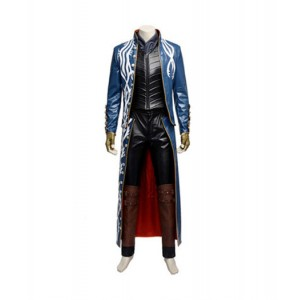 Devil May Cry 3 : Vergil Ensemble Complet Costume Cosplay