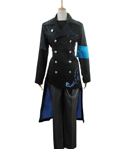 Devil May Cry 5 : Manteau Vergil Costume Cosplay Acheter
