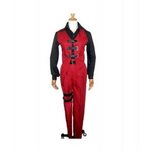 Devil May Cry 4 : Rouge Coupe Vent Dante Costume Cosplay Acheter
