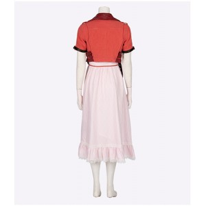 Final Fantasy 07 : Aerith Gainsborough Costume Kit Cosplay Acheter