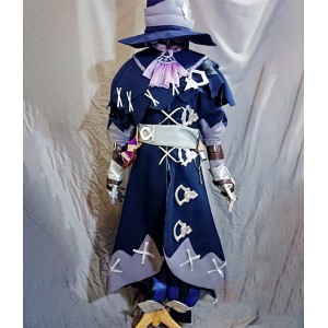 Final Fantasy 14 : Black Mage Uniforme Scolaire Cosplay Acheter