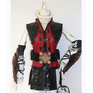 Final Fantasy 14 : G'raha Tia Ensemble Complet Costume Cosplay Acheter