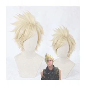 Final Fantasy 15 : Jaune Wig Prompto Argentum Cosplay Acheter