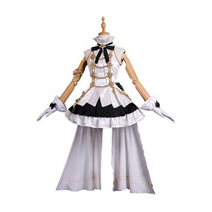 Final Fantasy : Lolita Ensemble Complet Costume Cosplay