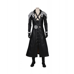 Final Fantasy 07 : Sephiroth Manteau Costume Cosplay Acheter