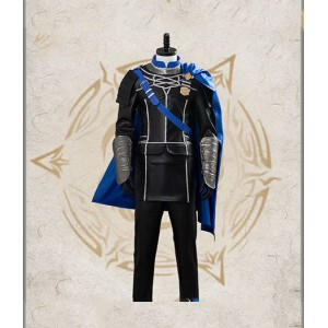 Fire Emblem : ThreeHouses Dimitri Alexandre Bladud Mâle Costume Cosplay