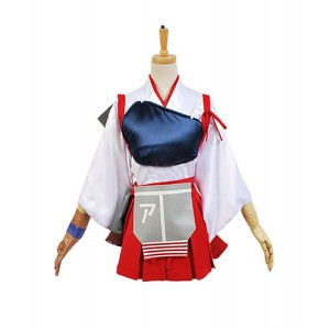 Kantai Collection : Ensemble Complet Akagi Costume Cosplay Acheter