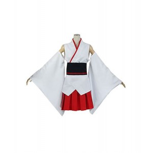 Kantai Collection : Femme Fuso Blanc Costumes Cosplay Vente Pas Cher