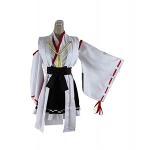 Kantai Collection : Haruna Kongou Vêtements Etudiants Costumes Cosplay Achat