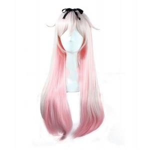 Kantai Collection : 80cm Long Yudachi Wig Cosplay Vente Chaude