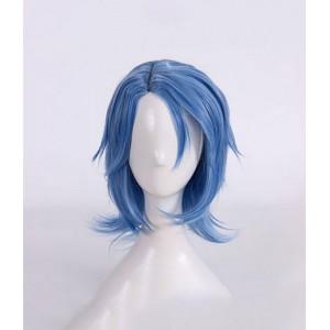 Kingdom Hearts III : France Aqua Bleu Clair Wig Cosplay Vente Chaude