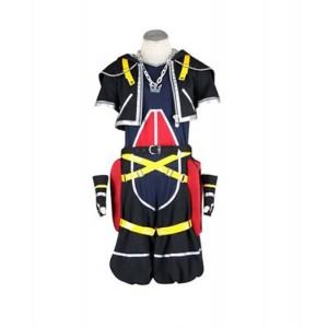 Kingdom Hearts III : France Full Set Manteau Sora Costume Cosplay
