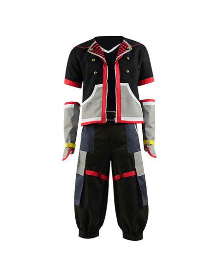 Kingdom Hearts III : Jeu Anime Ensemble Complet Sora Costume Cosplay Acheter