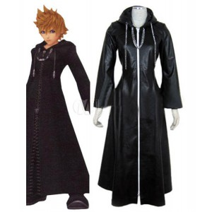 Kingdom Hearts II : Roxas Noir Cosplay Costume Acheter France