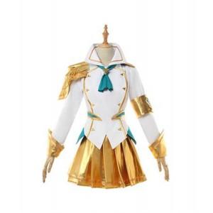 League of Legends : Battle Academy Prestige Lux Costume Cosplay Acheter
