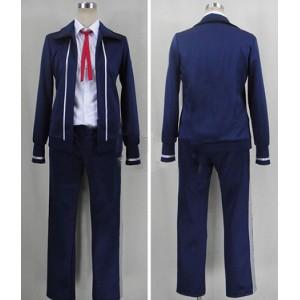 Touken Ranbu : Costume Uniforme Honebami Toushirou Cosplay