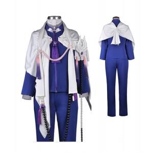 Touken Ranbu : Ensemble Complet Juzumaru Tsunetsugu Costume Cosplay