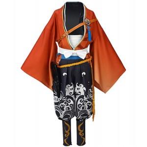 Touken Ranbu : Ensemble Complet Costume Mutsunokami Yoshiyuki Cosplay