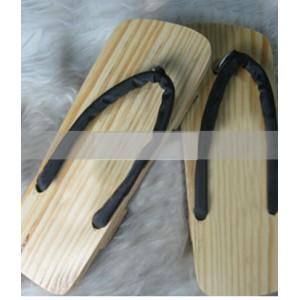 Touken Ranbu : Chaussures En Bois Sayo Samonji Cosplay