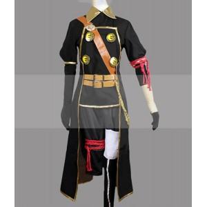 Touken Ranbu : Cosplay Costume Ensemble Complet Shishiou