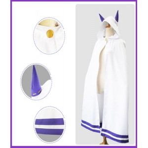 Re:Zero kara Hajimeru Isekai Seikatsu Costumes Cosplay Emilia