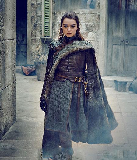 Game Of Thrones : Arya Stark Costume Cosplay Acheter