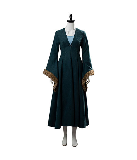 Game Of Thrones : Catelyn Tully Ensemble Complet Costume Cosplay Acheter
