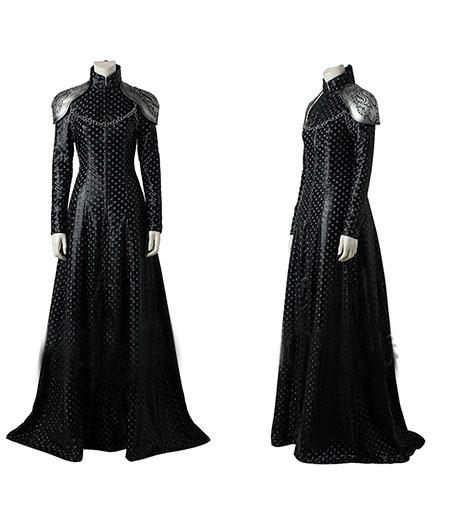 Game Of Thrones : Cersei Lannister Robe Costume Cosplay Acheter