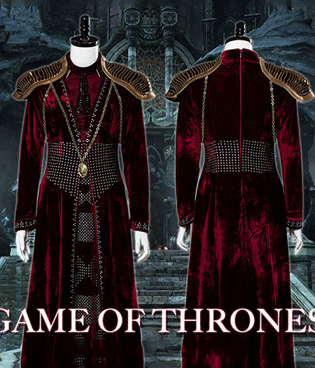 Game Of Thrones : Cersei Lannister Jupe Longue Costume Cosplay Acheter