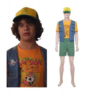Stranger Things : Full Set Dustin Henderson Costume Cosplay Acheter