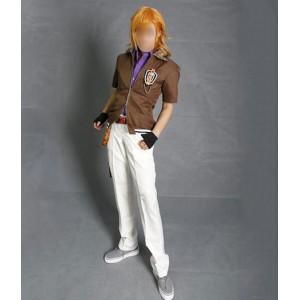 Uta no Prince-sama : Brown Uniforme Ren Jinguji Costume Cosplay Acheter